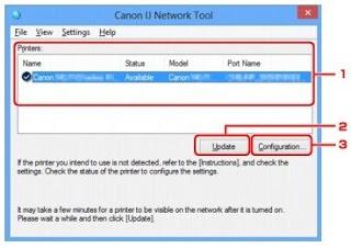 Canon IJ Network Tool Intel Mac Driver Download