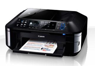 Canon PIXMA MX885 Printer Driver